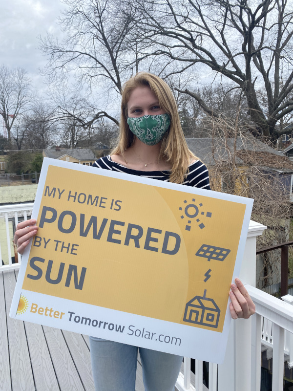 Events with Better Tomorrow Solar
