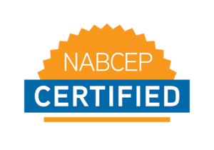 NABCEP Certified Logo