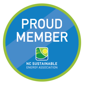 Member badge of NC Sustainable